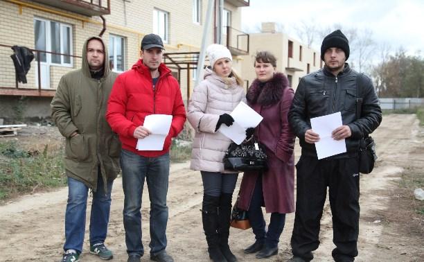 Дольщики ЖК «Скуратовский»: Отдайте нам наши квартиры!