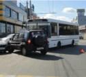 70-летний водитель «Шевроле» устроил тройное ДТП возле «Рио»