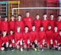 Новомосковский «Химик-2000» выиграл предновогодний футбольный турнир