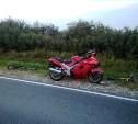 В Тульской области мотоциклист сбил ребенка на велосипеде