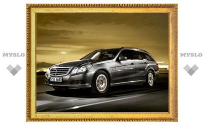 Mercedes-Benz назвал российские цены на универсал E-Class