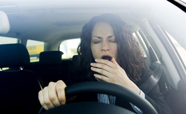 ГИБДД России рассказала водителям, как не уснуть за рулем