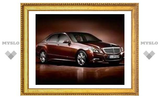 Появились первые изображения нового Mercedes-Benz E-Class
