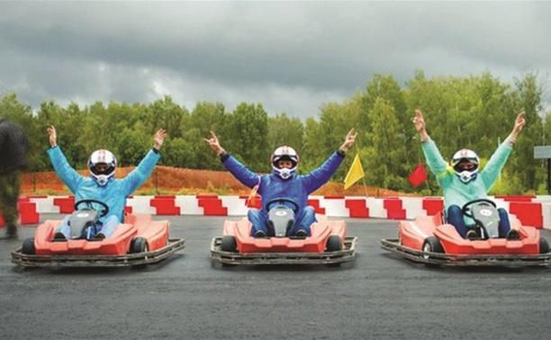 В Некрасово пройдут соревнования «Весенний вираж»