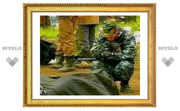 Бой в Чечне: погибли 5 сотрудников правоохранительных органов
