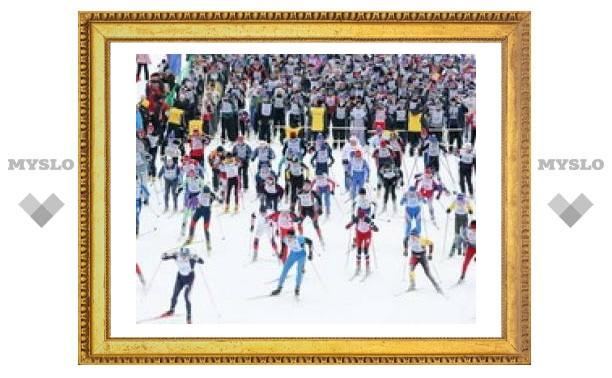 В Туле соберутся 2,5 тысячи лыжников