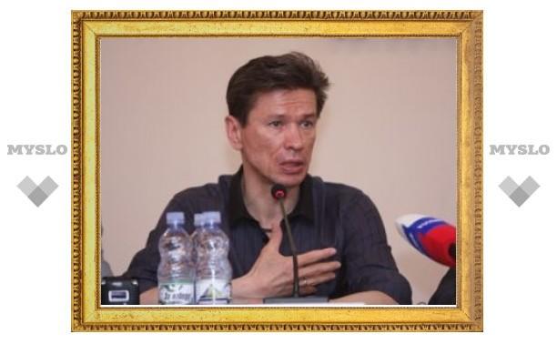 Быков сделал замену в составе на Кубок Первого канала