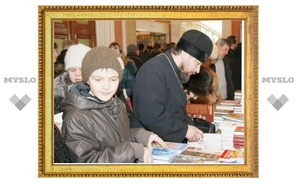 Выставка-ярмарка «Тула православная» продолжает работу