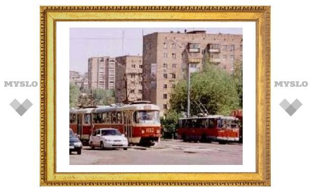 Как пойдет транспорт на День Тулы