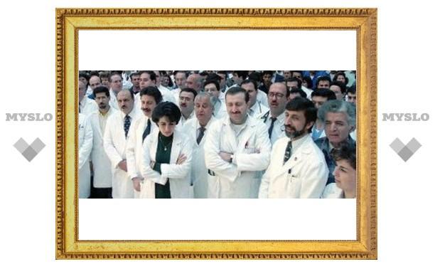 Тульские дерматологи отмечают юбилей