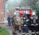 14 пожарных тушили пожар в тульской квартире