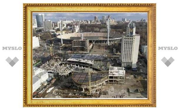 Финансирование Олимпиады в Сочи идет неудачно