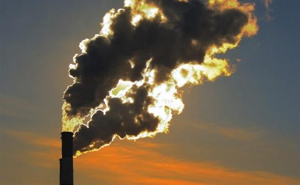 В Узловой Тульской области на «Пластике» произошел выброс