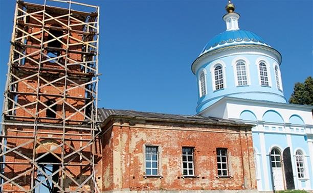 12 октября освятят купола храма Покрова Пресвятой Богородицы