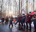 В Туле торжественно открыли «Рубеж обороны»