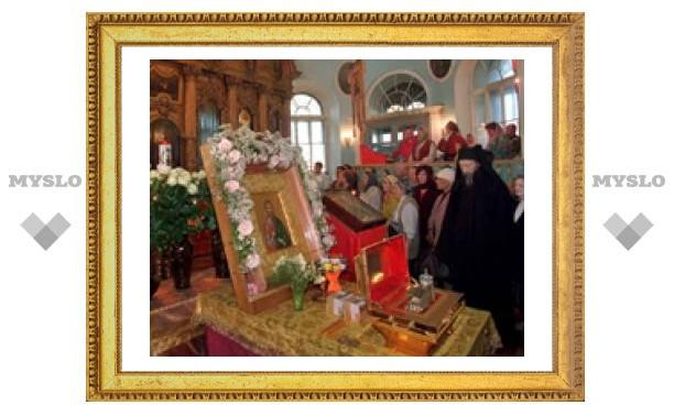 Мощи Святого Спиридона привезут во Всехсвятский собор