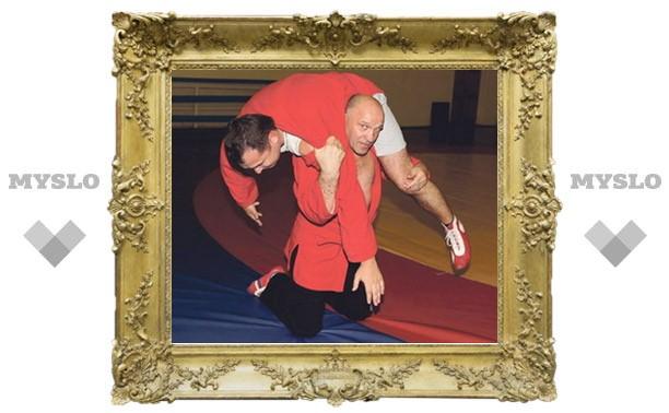 «Домкрат» помог туляку стать чемпионом мира