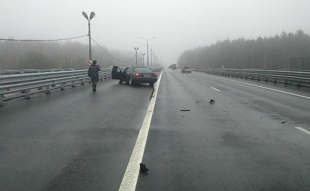 10 ноября на трассах в Тульской области погибли два пешехода