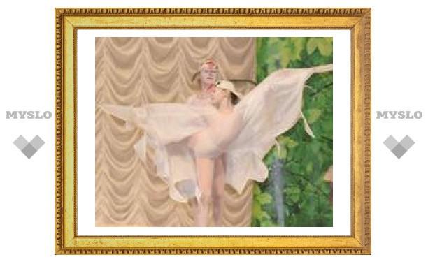 Тульский шоу-балет едет в Москву