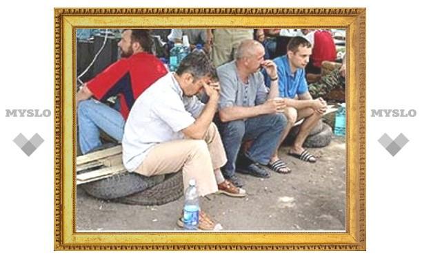 Богородицкие рабочие готовятся к голодовке