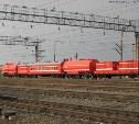 В Тульской области круглосуточно дежурят два пожарных поезда