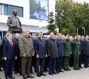 В Туле открыли памятник академику Аркадию Шипунову