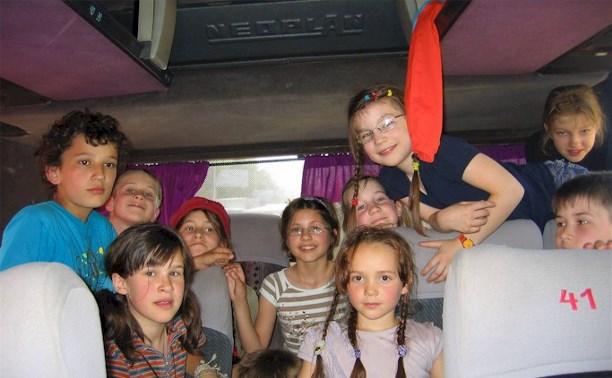 Массовая перевозка детей на микроавтобусах запрещена с 1 июля