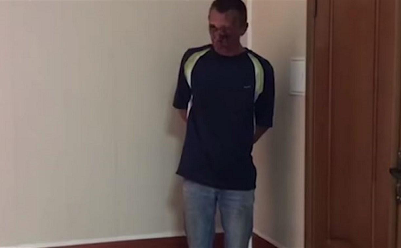 Освобождение похищенного бизнесмена в Тульской области: видео