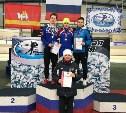 Тульские конькобежцы завоевали полный комплект медалей в Челябинске
