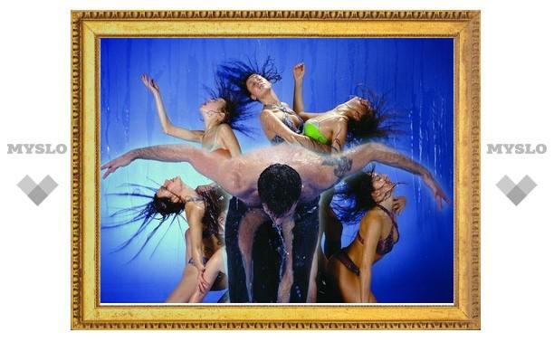 """Балет """"Ремикс"""" приглашает на водное шоу"""