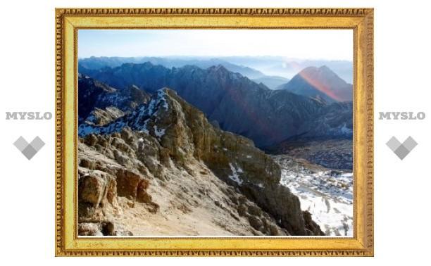 Власти Баварии предупредили о таянии альпийских ледников