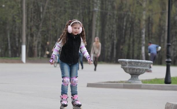 В первой половине марта в Тульской области побито шесть температурных рекордов