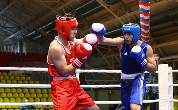 Тульские боксеры проиграли свои бои в Белгороде