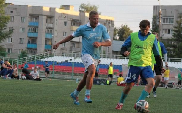 «Народная футбольная лига» идёт в Тулу