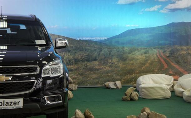 Chevrolet Trailblazer: покоряй и поражай!