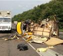 В ДТП на трассе «Крым» погибших нет