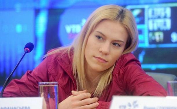 Тулячка Ксения Афанасьева – лидер сборной России на предстоящем мировом первенстве