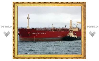 Завершены съемки фильма о захвате российского танкера пиратами