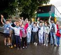 Дети из Тульской области отправились в санаторий в Крым