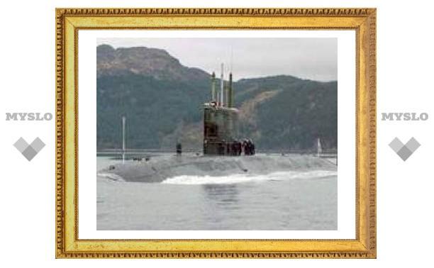 На британской атомной подлодке погибли два моряка