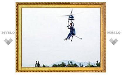 Японцы разгадали еще одну загадку да Винчи и создали кресло-вертолет