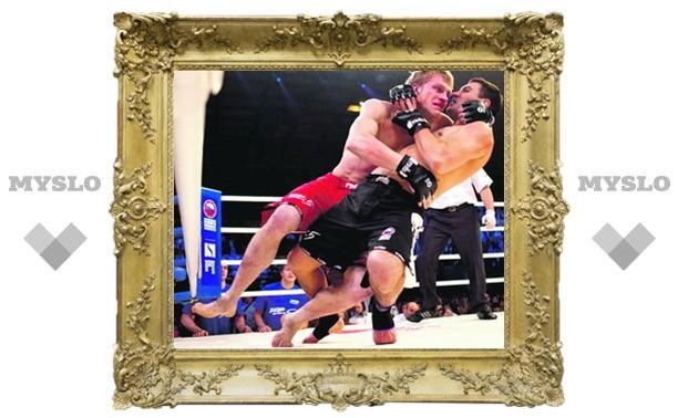 Туляк Аким Терентьев: «Валуев поблагодарил меня за отличный бой!»