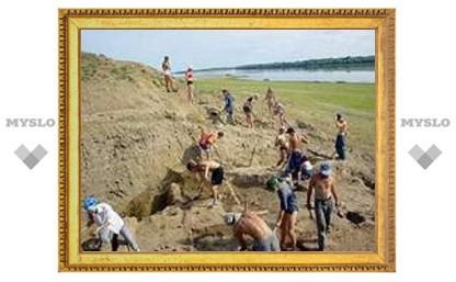 Тульские поисковики попали на минное поле