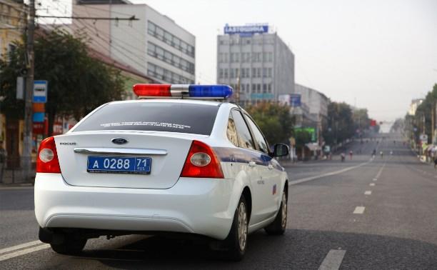 В Алексинском районе полицейские проверяли водителей квадроциклов