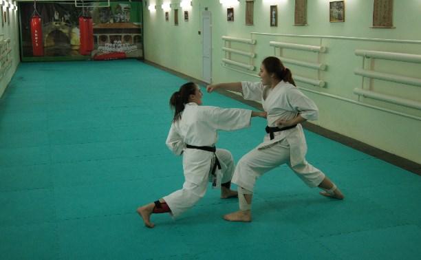 Воспитанники центра каратэ «Дракон» достойно выступили в Подмосковье