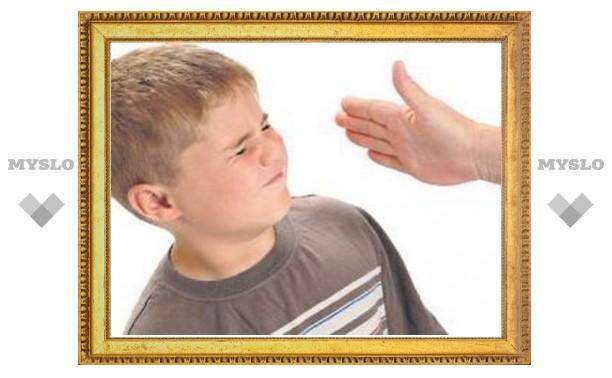 Туляк отвесил сыну самый дорогой подзатыльник