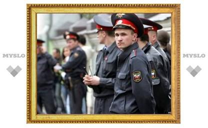 Тульские милиционеры задержали конокрадов