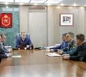Алексей Дюмин провел совещание по работе экстренных служб