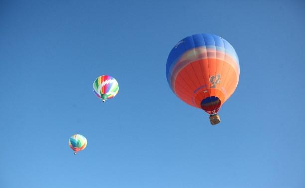 В День Победы в Тульской области пройдет Кубок по воздухоплавательному спорту