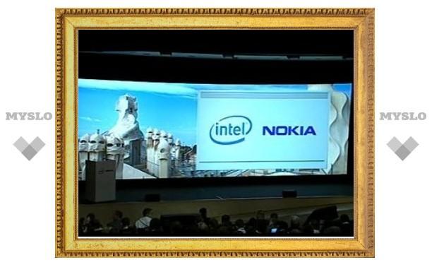 Nokia и Intel показали новую операционную систему